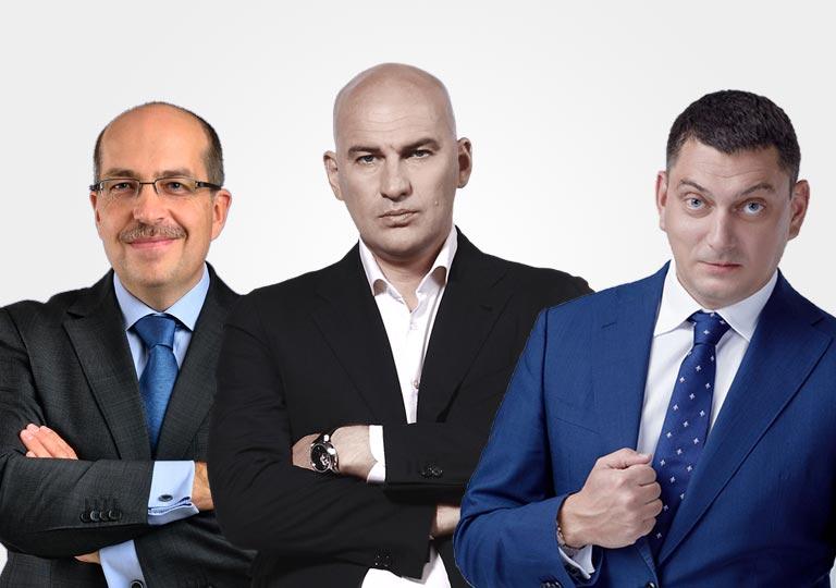 Топ бизнес-тренеров России